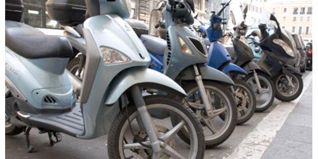 Cop schnappte sich Biker-Dieb