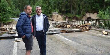 Hochwasser Rußbach