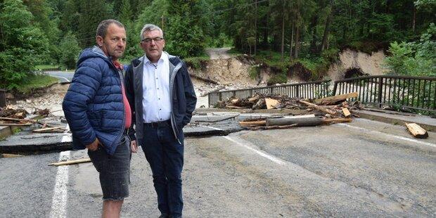 Unterstützung aus dem Katastrophen-Fonds