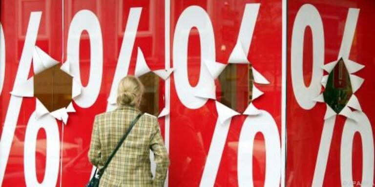 59 Prozent nützen Angebote im Ausverkauf
