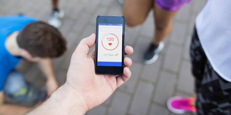 5 kostenlose Fitness-Apps, die Sie in Form bringen