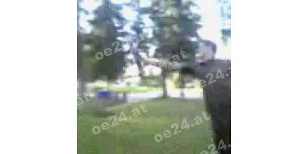 Was im ersten Nazi-Video zu sehen ist...
