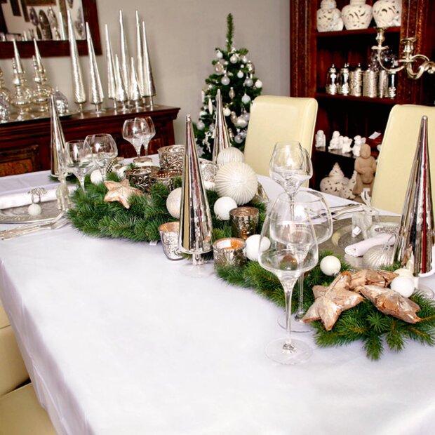 10 tipps f r die perfekte weihnachts tafel. Black Bedroom Furniture Sets. Home Design Ideas