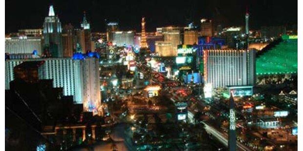 Auf ins Spielerparadies Las Vegas