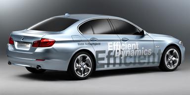 BMW 5er Active-Hybrid