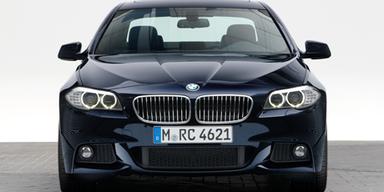 BMW mit vielen Neuerungen im Modelljahr 2011