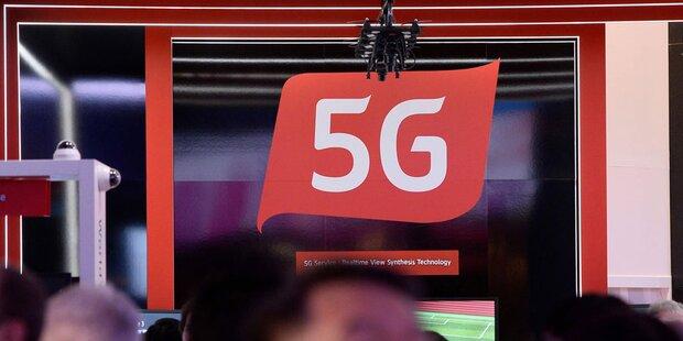 5G-Rollout laut Mobilfunkern in Gefahr