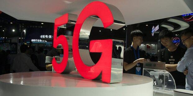Mindestgebot bei zweiter 5G-Auktion gesenkt