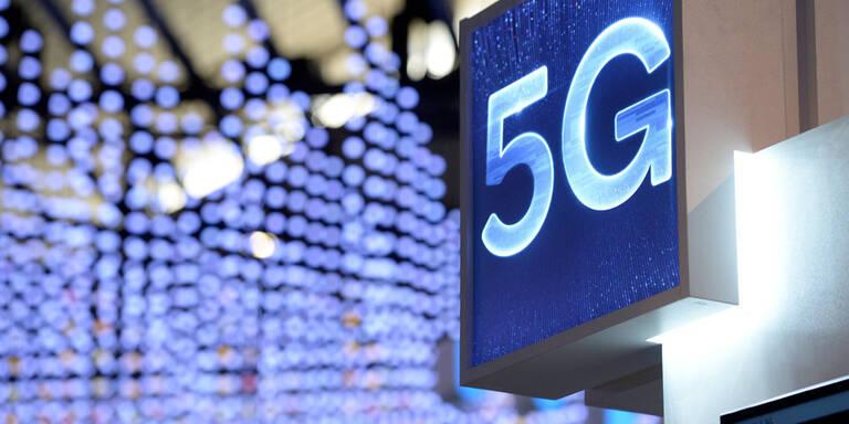 5G-Frequenzen offenbar versteigert
