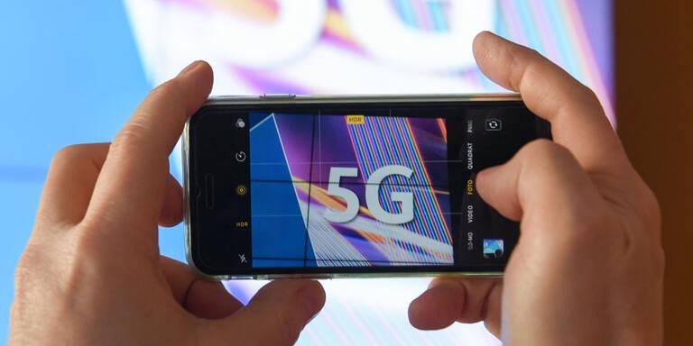 Das kosten die 5G-Tarife von A1