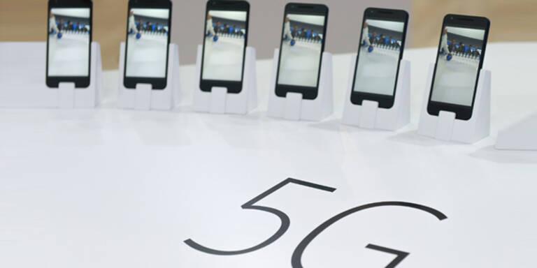 """5G-Strategie: A1 und """"3"""" üben Kritik"""