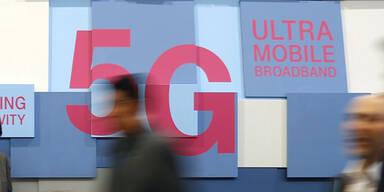 5G: A1 demonstriert Highspeed-Mobilfunk