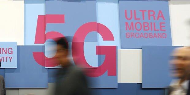 5G-Auktion: Mindestgebot von 30 Mio. €
