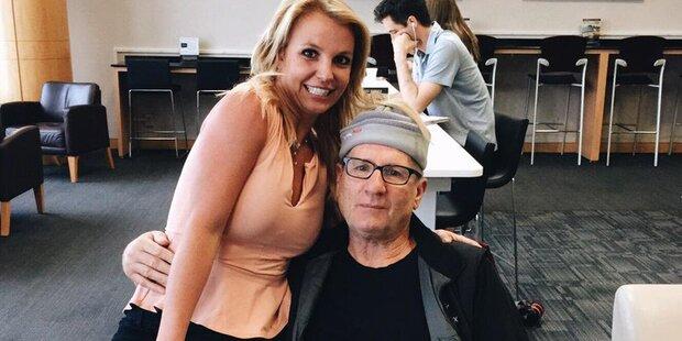 Ed O'Neill erkannte Britney Spears nicht