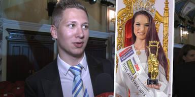 Clemens Trischler, Miss Austria Annika Grill