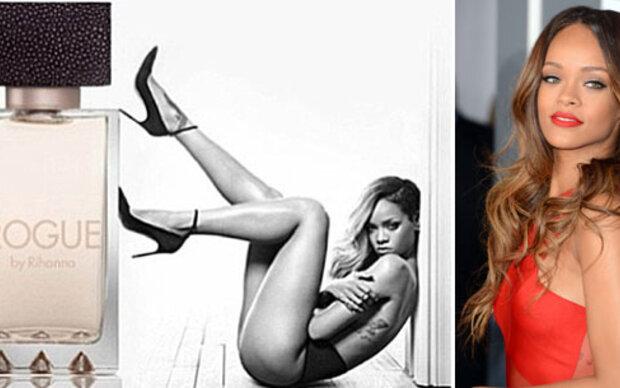 Rihanna: lasziv & freizügig für ihr neues Parfum