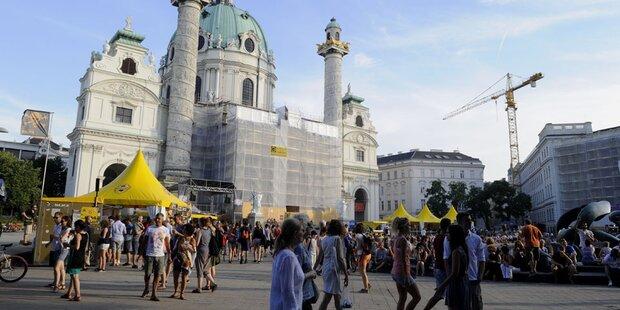 Popfest Wien: Erste Acts bekannt