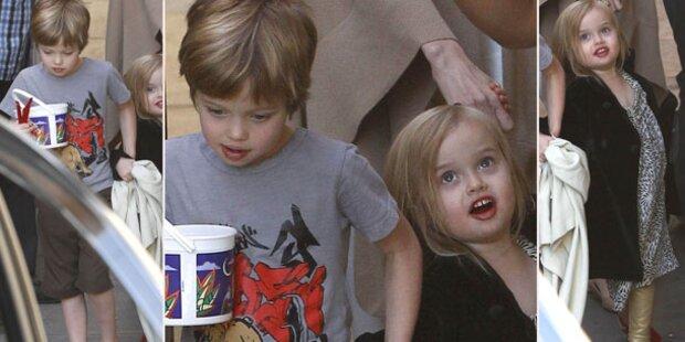 Jolie-Kids: Sehr verschiedene Schwestern