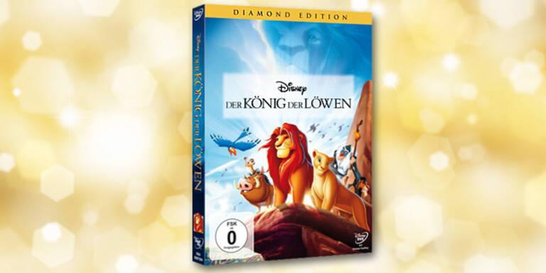"""Disneys Meisterwerk in der """"Diamond-Edition""""!"""
