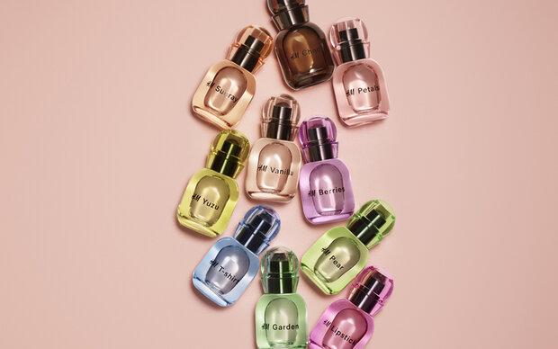 H&M launched eine Parfumkollektion