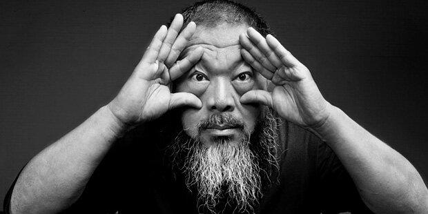 Ai Weiwei kommt für Tierschutz nach Wien