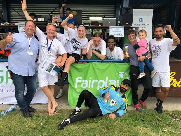 fairplay Team beim Mentor Games Turnier