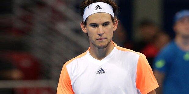 Thiem kennt ersten Gegner bei French Open