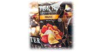 3 Terra Chips Genusspakete gewinnen