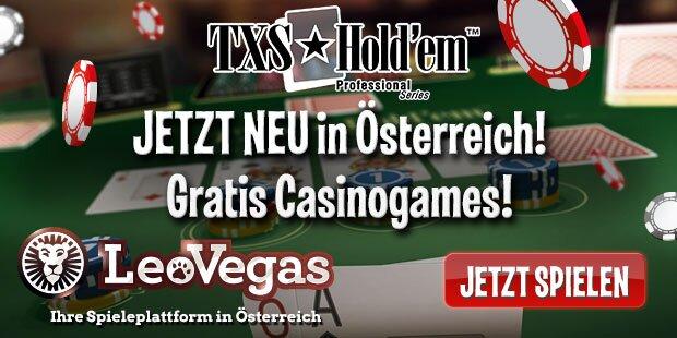 Anzeige Leo Vegas