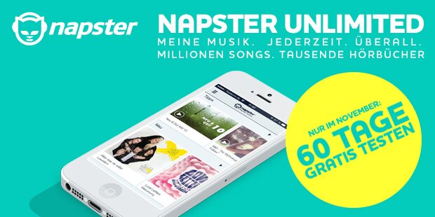 Napster Tagesdeal