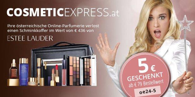 Parfumerie CosmeticExpress.at Gewinnspiel