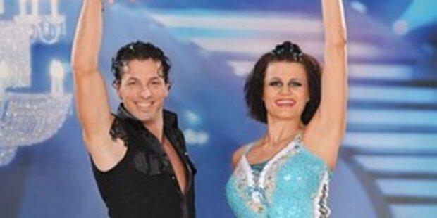 Eva Maria Marold & Thomas Kraml tanzen Jive