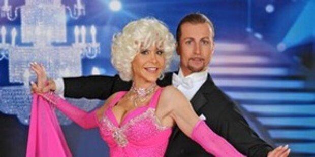 Dolly Buster & Gerhard Egger tanzen Quickstep
