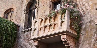 Zum Valentinstag: Schlafen in Julias Wohnung in Verona