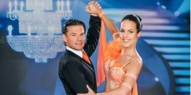 Frenkie Schinkels & Roswitha Wieland tanzen Quickstep