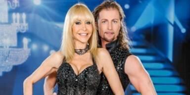 Dolly Buster & Gerhard Egger tanzen Cha Cha Cha