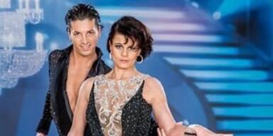 Eva Maria Marold & Thomas Kraml tanzen Rumba