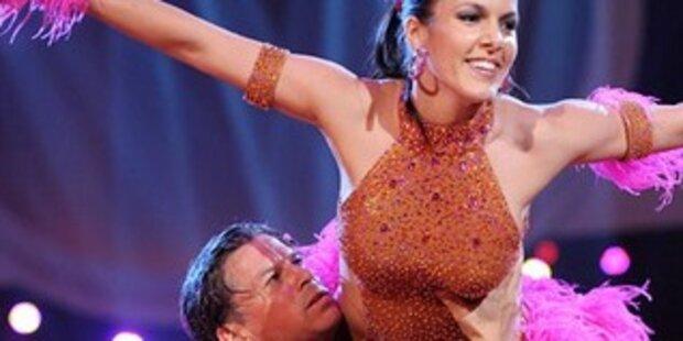 Frenkie Schinkels & Roswitha Wieland tanzen Mambo