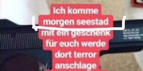 Terror-Drohung in Wien-Seestadt: Polizei ermittelt