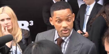 Premiere: Will Smith ohrfeigt TV-Moderator