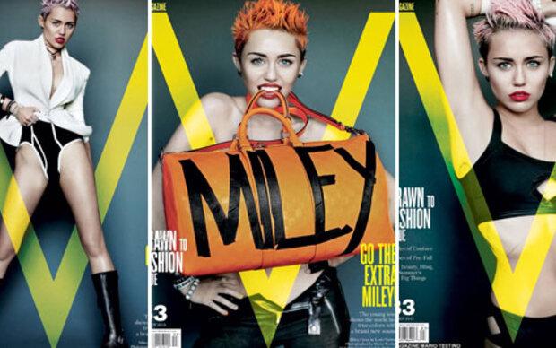 miley cyrus nackt v magazine