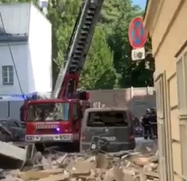 Gasexplosion Wien