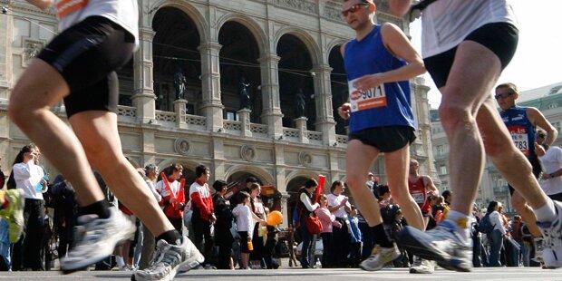 Achtung, Vienna City Marathon-Läufer!