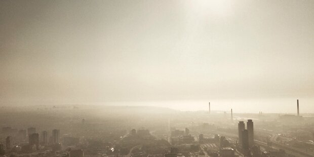 100.000 Tote durch Smog-Krise in Südostasien