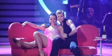 Petra & Vadim tanzen einen Jive