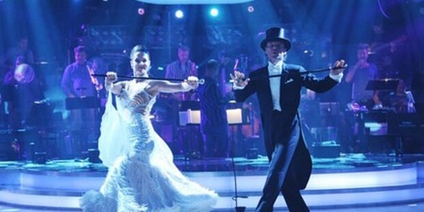 Frenkie & Roswitha tanzen einen Slowfox