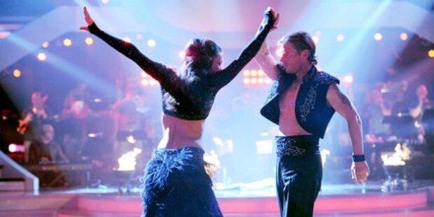 Frenkie & Roswitha tanzen einen Paso Doble