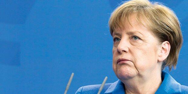 Wahlbeben schockt Merkel