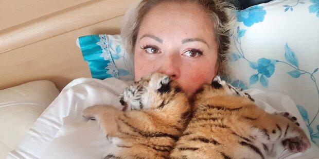 Yagmur S.: 'Ich hielt die Tiger-Babys in meiner Wohnung'