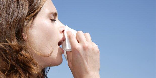 Frauen leiden öfter und heftiger unter Allergien
